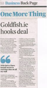 Goldfish.ie Hooks Deal