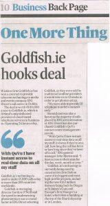Goldfish.ie Hooks Deal