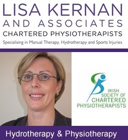 Lisa Kernan physiotherapist